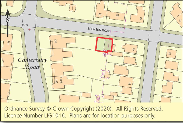 Land with Planning - Herne Bay & Whitstable Areas