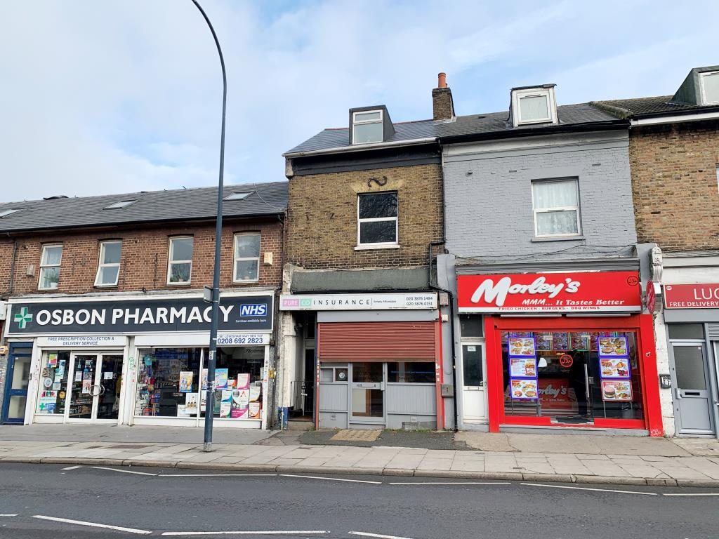 Mixed Commercial/Residential - New Cross, London