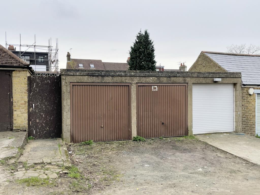 Garages - Medway Area