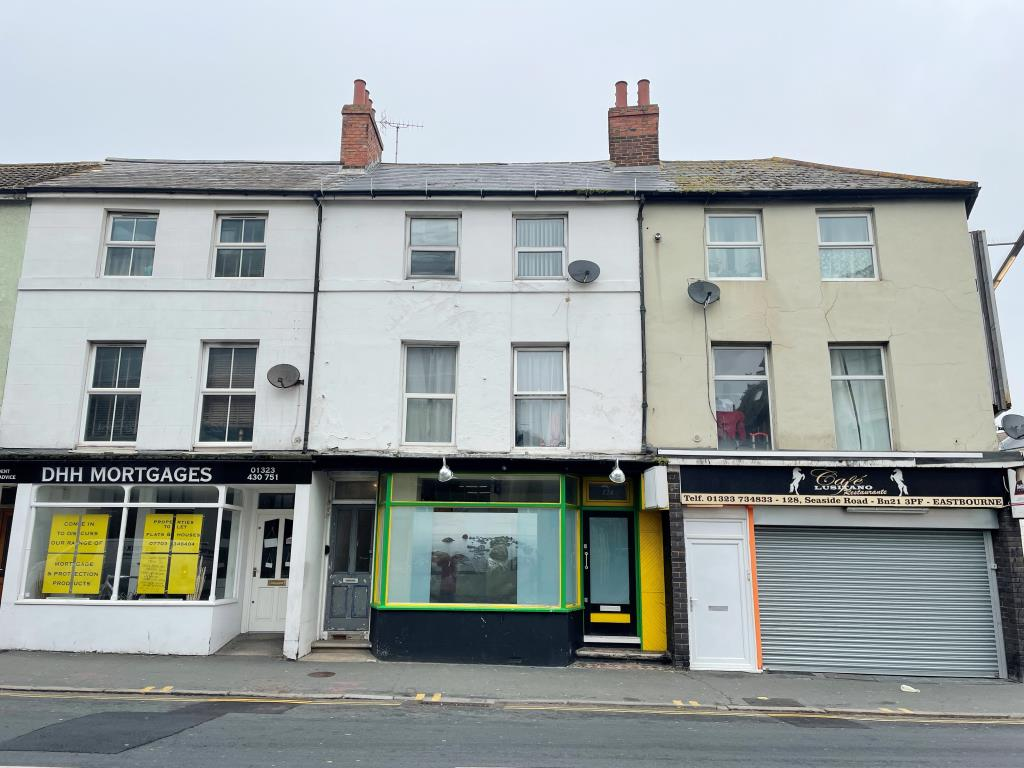 Mixed Commercial/Residential - Eastbourne Area