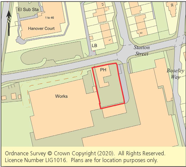 Land with Planning - Cinderford Area