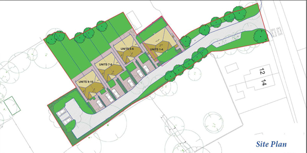 Land with Planning - Surrey