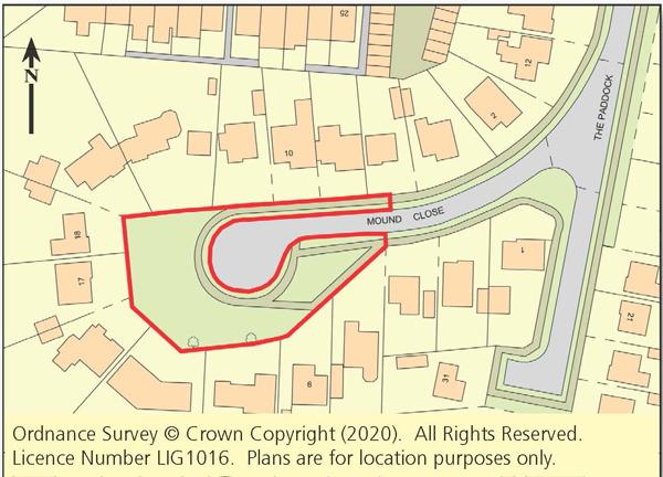 Vacant Land - Gosport & Fareham Areas