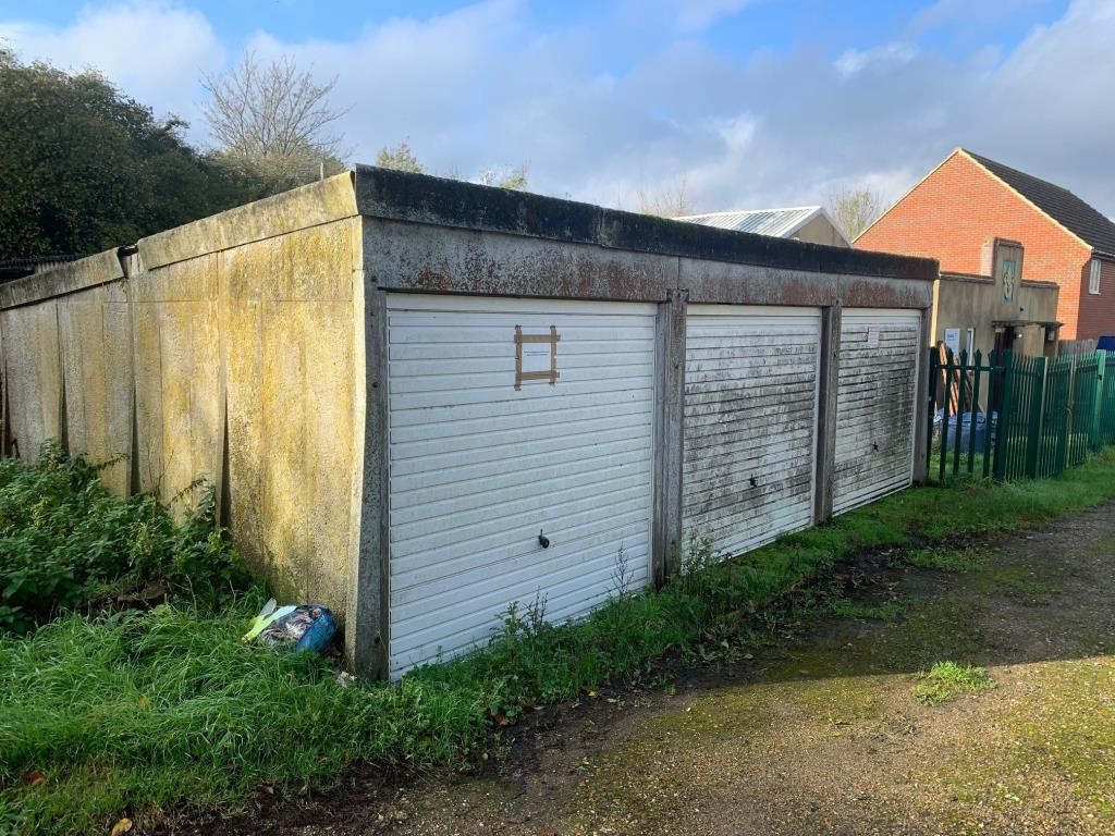 Garages - Canterbury Area