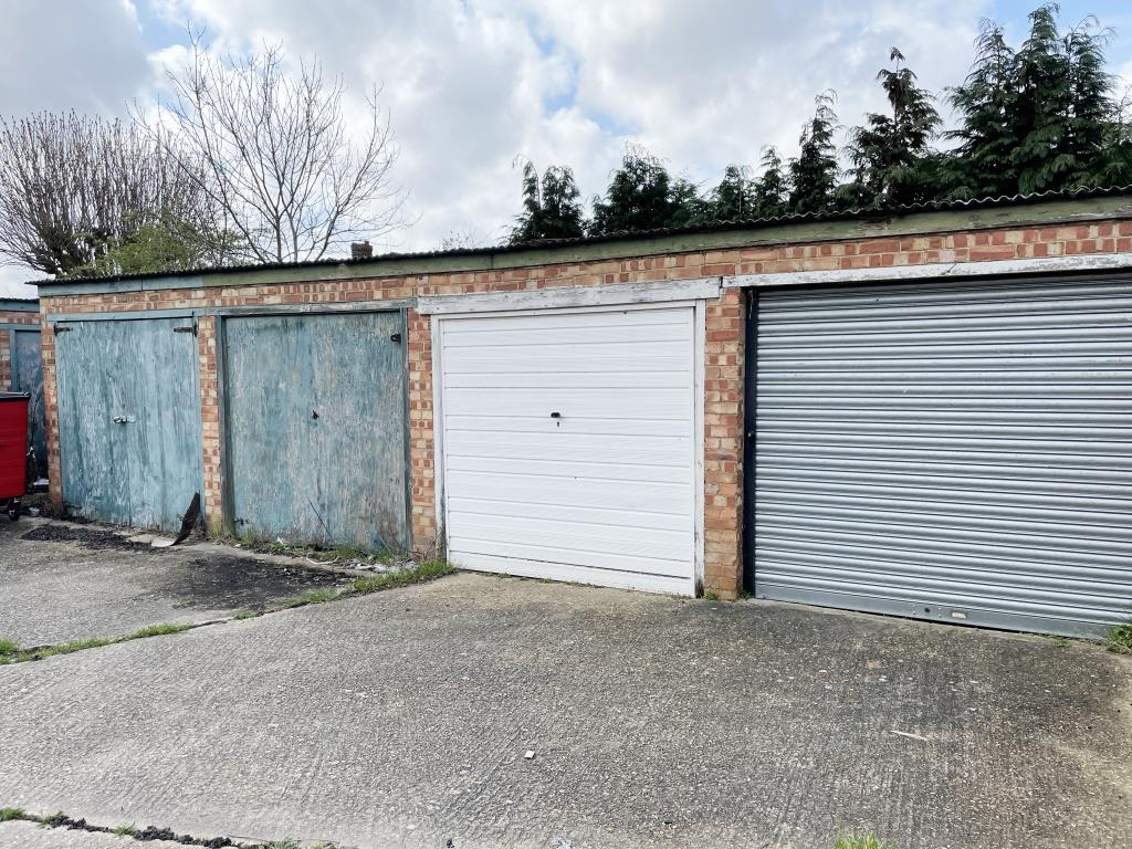 Garages - East London Area