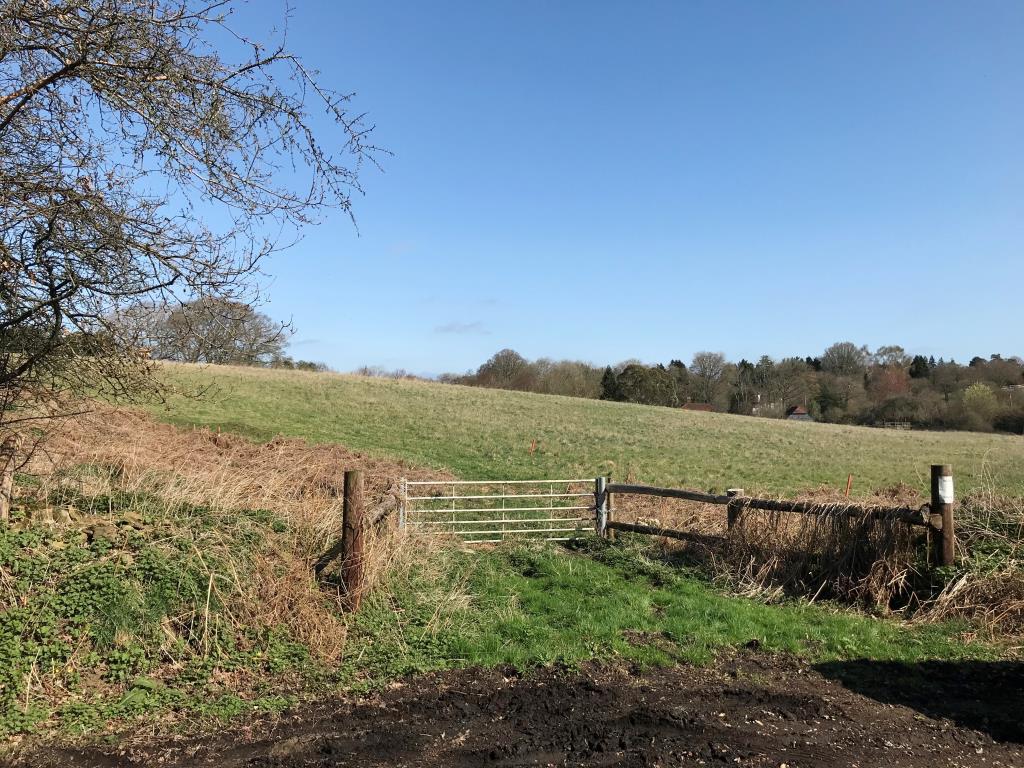 Land with Planning - Alton & Bordon