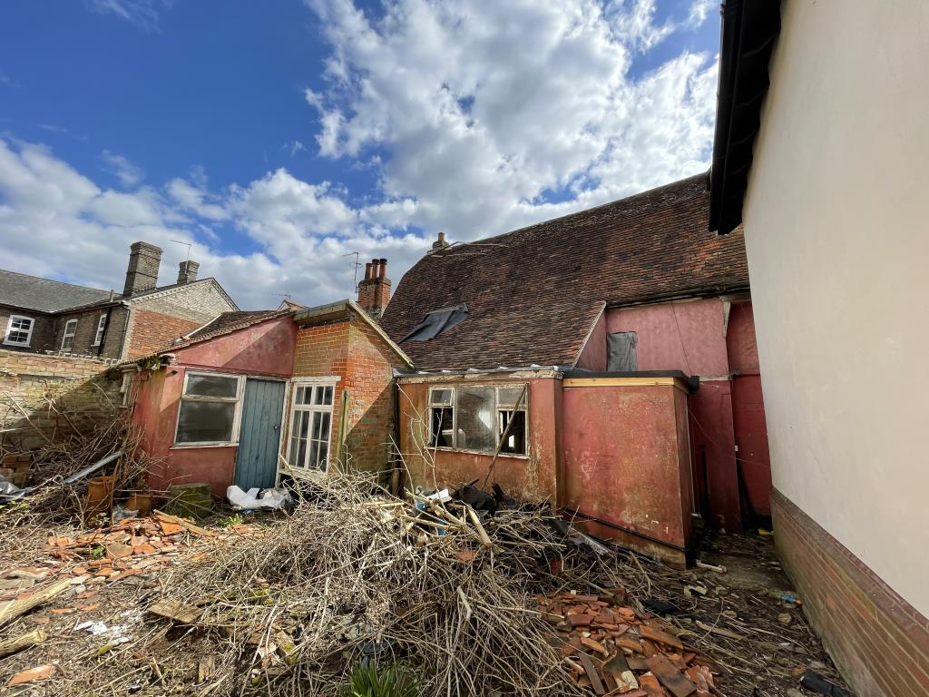 Vacant Residential - Suffolk