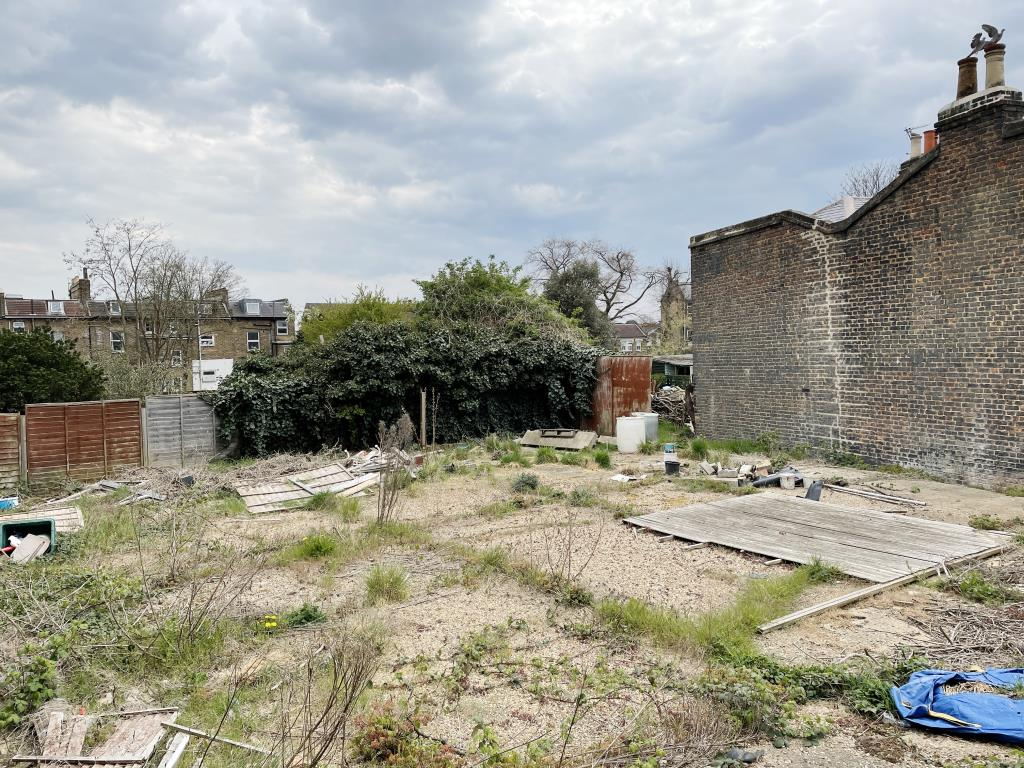 Vacant Land - South East London Area