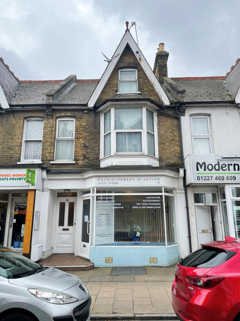Mixed Commercial/Residential - Herne Bay & Whitstable Areas