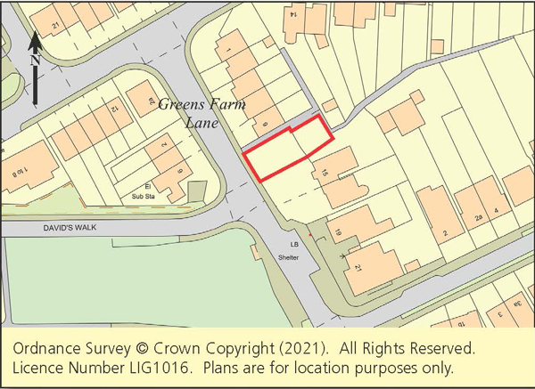 Land with Planning - Billericay