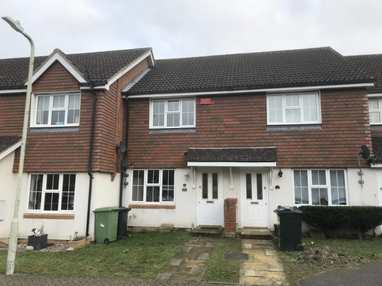 Mid-Terrace House for Auction in Ashford, Kent