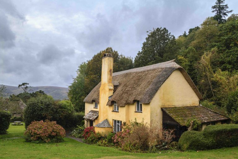 Listed Building - Thatched Roof Farm House