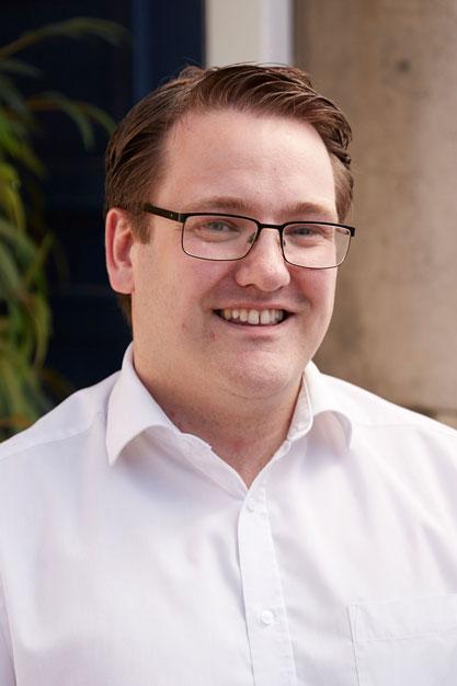 Photo of David Henwood