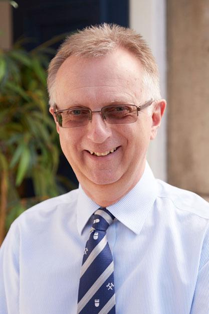 Photo of John Stockey