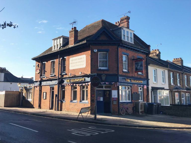 Kent Pub for Auction