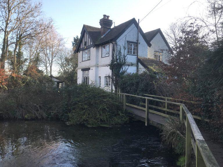 Weir Lodge, Littlebourne, Kent