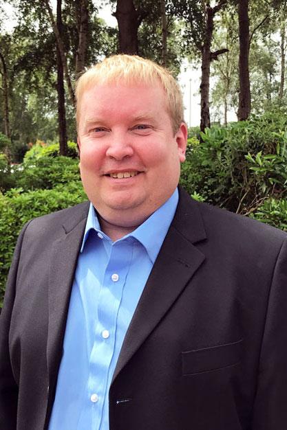 Photo of Scott Woodford