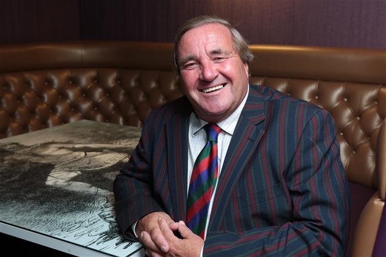 Clive Emson MBE