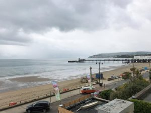 Esplanade Hotel Views, Isle of Wight